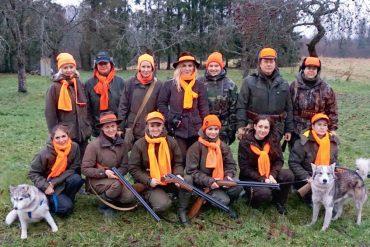 Medžioklė moterims – puikus būdas pabūti drauge