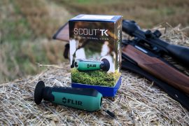 Termovizorius FLIR Scout TK