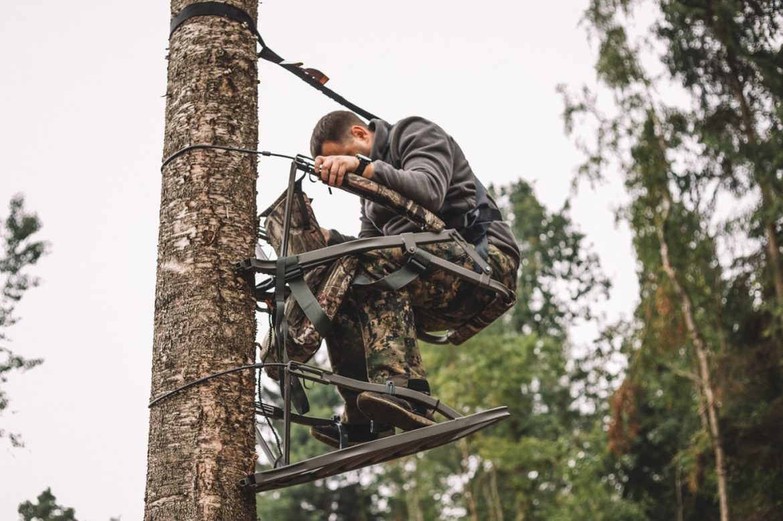 Lipynė į medį Viper Razor 4